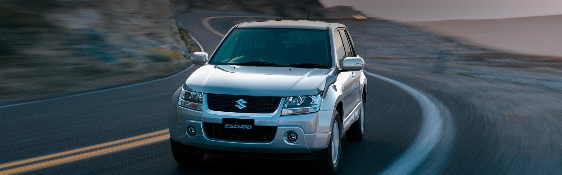 Запчасти на Suzuki Escudo