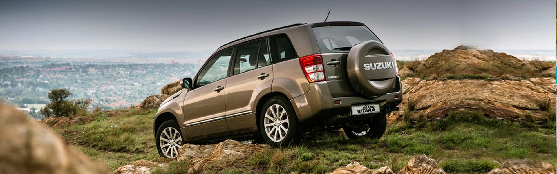 Сайлентблок на Suzuki Grand Vitara