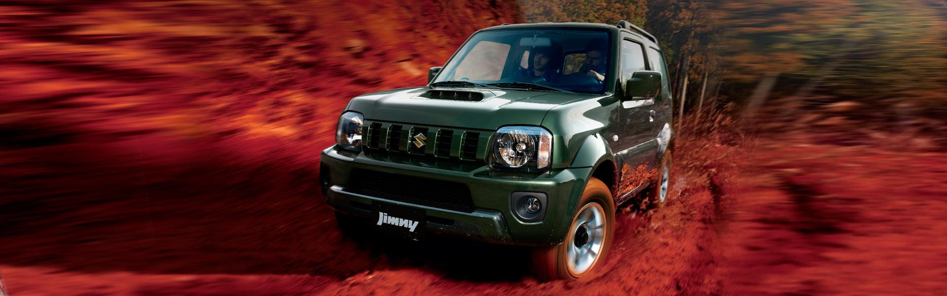 Запчасти на Suzuki Jimny